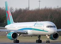 G-OOBI @ EGCC - First Choice Airways - by vickersfour