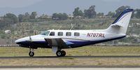 N707RL @ KCMA - CAMARILLO AIR SHOW 2009