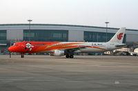 B-6361 @ ZGGG - Air China A321 - by Dawei Sun
