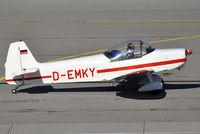 D-EMKY @ EDNY - CP.301 Smaragd - by Volker Hilpert