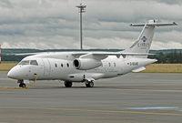 D-BGAE @ EDDR - Cirrus Airlines - by Volker Hilpert