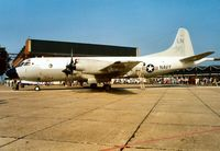 158926 @ MHZ - P-3C Orion of Patrol Squadron VP-45 in the static display at the 1992 Mildenhall Air Fete. - by Peter Nicholson