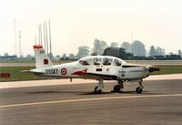 103 @ MHZ - Epsilon of GE.315 French Air Force on the flight-line at the 1992 Mildenhall Air Fete. - by Peter Nicholson