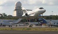 C-GYMP - C-GYMP departing TNCM on runway 10 - by Daniel Jef