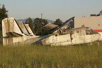 C-FLRD @ CYXX - Conair Grumman Tracker - by Andy Graf-VAP
