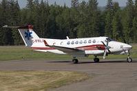 C-FRLD @ CYQZ - Air Ambulance B100 - by Andy Graf-VAP