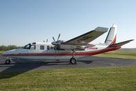 C-GAAL @ CYXS - Conair Aero Commander - by Andy Graf-VAP
