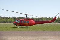 C-GFHA @ CYWL - Tasman Bell 205 - by Andy Graf-VAP