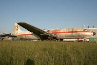 C-GHCB @ CYXX - Conair DC6 - by Andy Graf-VAP
