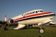 C-GHLY @ CYXX - Conair DC6 - by Andy Graf-VAP