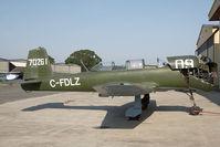 C-FDLZ @ CYYJ - Yak-22 - by Andy Graf-VAP