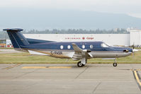 C-FASR @ CYVR - PC-12 - by Andy Graf-VAP