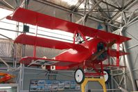 UNKNOWN @ P ADELAIDE - Fokker DR1 Triplane - by Malcolm Clarke
