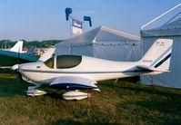 N139AB @ KLAL - Europa (Alvarez) Tri-Gear at 2000 Sun 'n Fun, Lakeland FL - by Ingo Warnecke