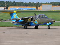 60033 @ ESGP - SAAB SK60/105 60033/33 Swedish Air Force Team 60 - by Alex Smit
