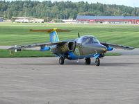 60096 @ ESGP - SAAB SK60/105 60096/96 Swedish Air Force Team 60 - by Alex Smit