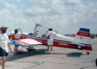 N103MV @ KLAL - Velox (McCan) Revolution II at Sun 'n Fun 2000, Lakeland FL - by Ingo Warnecke