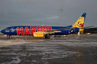 D-AHFM @ VIE - TUIfly Boeing 737-800 - by Dietmar Schreiber - VAP