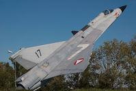 17 @ TULLN - Austrian Air Force Saab Draken - by Dietmar Schreiber - VAP