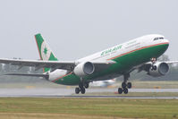 B-16302 @ LOWW - Eva Air A330-200 - by Andy Graf-VAP