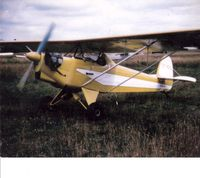 CF-REL - My dads plane 1978 - by My dad