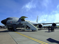 62-3547 @ EGQL - KC-135R Stratotanker From 133ARS/157ARW New hampshire ANG At Leuchars airshow '09 - by Mike stanners