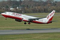 D-ABAN @ EDDL - Air Berlin - by Volker Hilpert