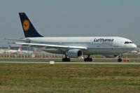 D-AIAT @ EDDF - Lufthansa - by Volker Hilpert