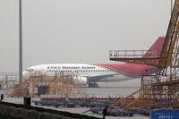 B-2972 @ ZGSZ - Shenzhen Airliners - by Dawei Sun