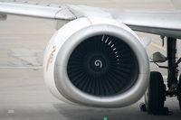B-2601 @ ZGSZ - engine - by Dawei Sun