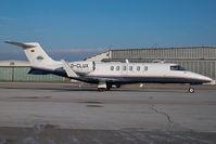 D-CLUX @ VIE - Learjet 40 - by Dietmar Schreiber - VAP