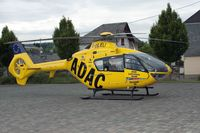 D-HLEU @ NONE - Christoph 10 flew the emergency crew to a medical rescue - by Friedrich Becker