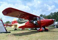N1387H @ KLAL - Aeronca 15AC Sedan at Sun 'n Fun 2000, Lakeland FL - by Ingo Warnecke