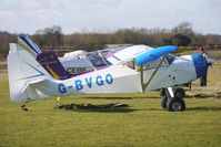 G-BVGO @ EGBO - Denny Kitfox Mk4 - participant in the 2010 BMAA Icicle Fly-in at Wolverhampton