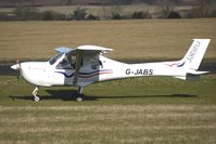 G-JABS @ EGBO - Jabiru UL-450 - participant in the 2010 BMAA Icicle Fly-in at Wolverhampton