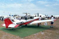 N114MA @ KLAL - Micco MAC-145A at 2000 Sun 'n Fun, Lakeland FL - by Ingo Warnecke