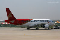B-6568 @ SZX - A320 - by Dawei Sun
