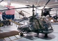 51-3975 - Hiller UH-23B Raven at the Army Aviation Museum, Ft Rucker AL