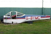 G-BYMC @ EGBO - Unsure of exact status of this Tomahawk frame
