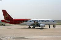B-6568 @ ZGSZ - Shenzhen Airlines - by Dawei Sun