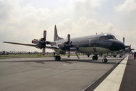 140107 @ EGDM - Lockheed CP-140 Aurora at Boscombe Down in 1990. - by Malcolm Clarke