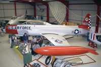 51-4419 @ EGBE - Lockheed T-33A at the Midland Air Museum, Coventry Airport in 1992. - by Malcolm Clarke
