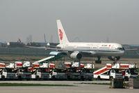 B-2826 @ ZGSZ - Air China - by Dawei Sun