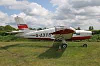 G-AXHS photo, click to enlarge