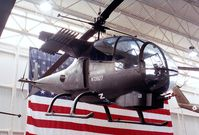N73927 - Bell 207 Sioux Scout at the Army Aviation Museum, Ft Rucker AL