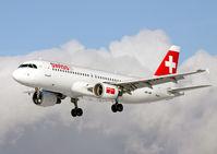HB-IJM @ EGCC - Swiss International Airlines - by vickersfour
