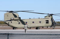 07-08040 @ JWY - US Army CH-47F at Midway Airport (Midlothian, TX) - by Zane Adams