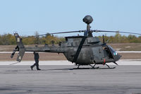 95-00013 @ JWY - US Army OH-58D at Midway Airport (Midlothian, TX) - by Zane Adams