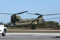 08-08048 @ JWY - US Army CH-47F at Midway Airport (Midlothian, TX) - by Zane Adams