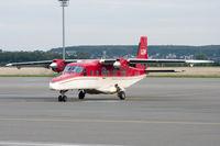 D-ILKA @ EDDR - preparing for departure